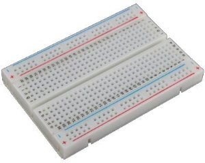 Protoboard 400 pontos Branca