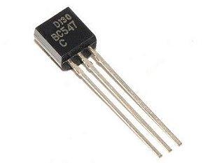 Transistor NPN BC547 (50V 0.2A)
