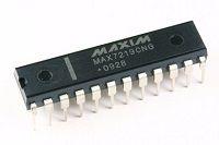 C.I. Max 7219 (Controlador Matriz de LED)