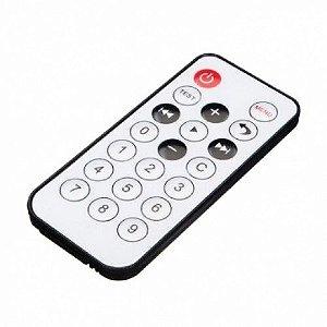Controle Remoto 38 Khz - Branco