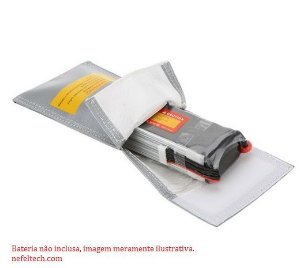 LiPo Safe Bag - 10X20cm