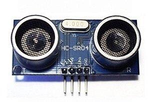 Módulo Ultrassônico HC-SR04