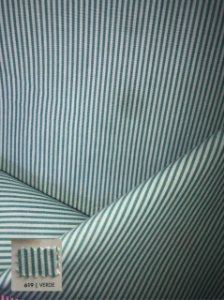 SANTISTA WK S1 619 | VERDE - 25 metros ( valor metro $20,18)