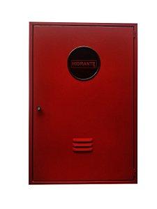 Caixa de Hidrante Sobrepor 60x90x24cm com Visor