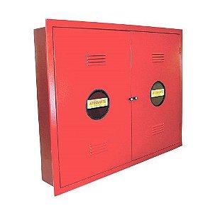Caixa de Hidrante Embutir 120X90X17 Horizontal