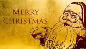 PLACA NATAL15 MERY CHRISTMAS 20x30cm