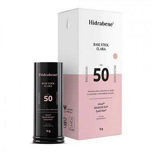 HIDRABENE BASE STICK CLARA FPS 50 - 12 G