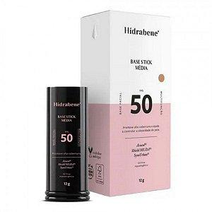 HIDRABENE BASE STICK MEDIA FPS 50 - 12 G
