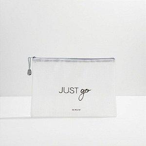 Oceane Nécessaire Transparente - Pack It All M