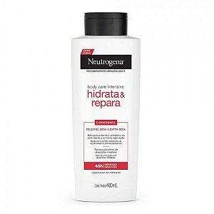 Hidratante Corporal Neutrogena - Body Care Intensive Hidrata&Repara - 400ml