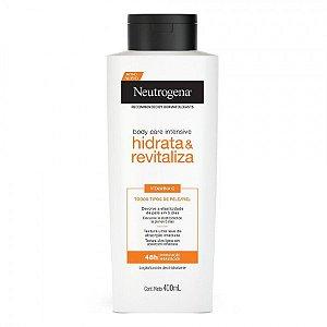 Hidratante Corporal Neutrogena Body Care Intensive Hidrata & Revitaliza - 400ml