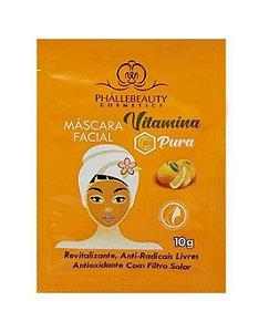 MASCARA FACIAL VITAMINA C PHALLEBEAUTY PH018