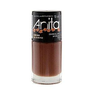 ESMALTE ANITA CHOCOLATE PEROLADO
