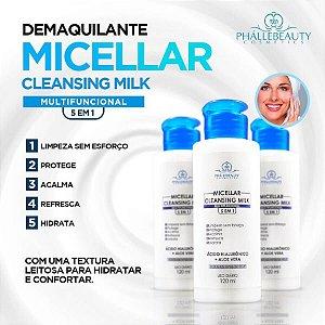 MICELLAR CLEANSING MILK PHALLEBEAUTY PH0113