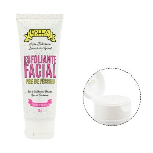 Esfoliante Facial Pele de Pêssego Dalla Makeup