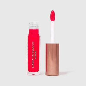 Lip To Glow Astral - Brilho Labial Vermelho Nádia Tambasco