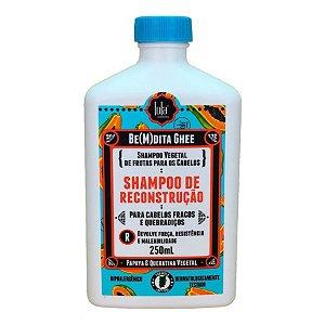 Lola Cosmetics Be(m)dita Ghee Papaya e Queratina Vegetal - Shampoo de Reconstrução - 250ml