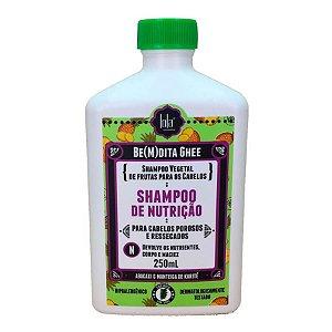 Lola Cosmetics Be(m)dita Ghee Abacaxi e Manteiga de Bacuri - Shampoo de Nutrição - 250ml
