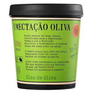 Lola Cosmetics Umectação Oliva - Máscara Capilar - 200g