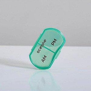 Pill Organizer Diário - Porta Comprimidos Oceane
