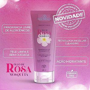 SABONETE FACIAL ROSA MOSQUETA PHALLEBEAUTY PH00175