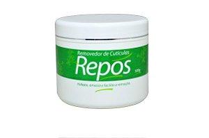 REPÓS REMOVEDOR DE CUTICULA MÃOS E PÉS 500GR