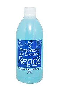REPÓS REMOVEDOR ESMALTE COM ACETONA 500ML