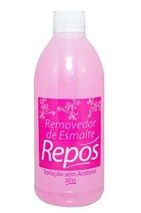 REPÓS REMOVEDOR ESMALTE SEM ACETONA 500ML