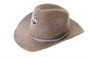 Chapeu Cowboy Country Adulto Marrom
