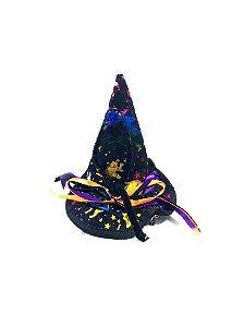 Mini Chapéu Bruxa Presilha