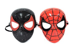 Kit 2 Máscaras Homem Aranha Vingadores Avengers
