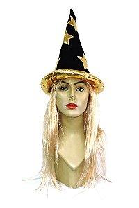 Chapéu Magico Dourado