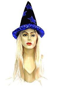 Chapéu Magico Azul