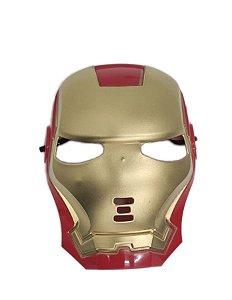 Mascara Homem De Ferro Vingadores Avengers Super Heroi