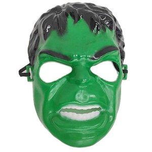 Mascara Hulk E Homem Aranha Vingadores Super Herois