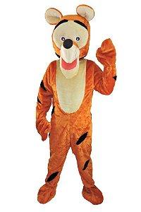Fantasia Tigrão Mascote Pelucia