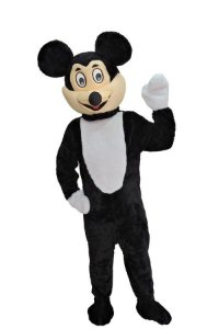 Fantasia Mickey Mascote Pelucia Adulto