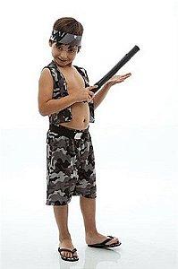 Fantasia Policial Infantil