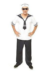 Fantasia Marinheiro Adulto