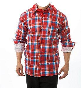 Camisa Festa Junina Adulto Junina