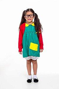 Fantasia Chiquinha Infantil