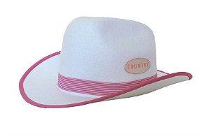 Chapeu Country Cowgirl Adulto Festa Junina