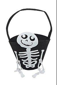 Bolsa Esqueleto Halloween