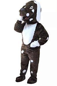Fantasia Cachorro Mascotes Pelúcia Adulto