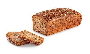 Pão 9 grãos + Castanhas / Fonte de Fibras