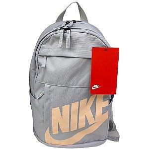 Mochila Nike Elmtl Bkpk 2.0 - BA5876-042 - Cinza