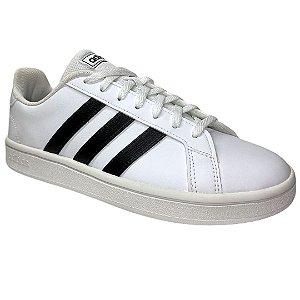 Tênis Feminino Adidas Grand Court Base - EE7968 - Branco