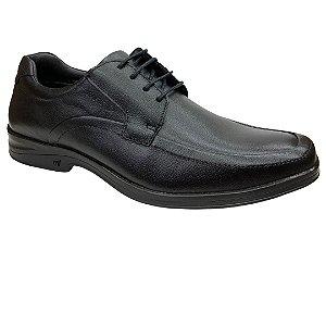 Sapato Masculino Rafarillo Social Couro - 31002-00 - Preto