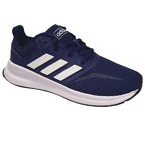 Tênis Infantil Adidas Course A Pied Runfalcon K - EG2544 - Azul