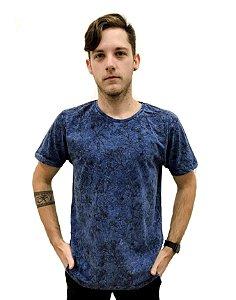 Camiseta Algodão Slim Full Print Sky